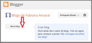 Como criar um blog gratuito1