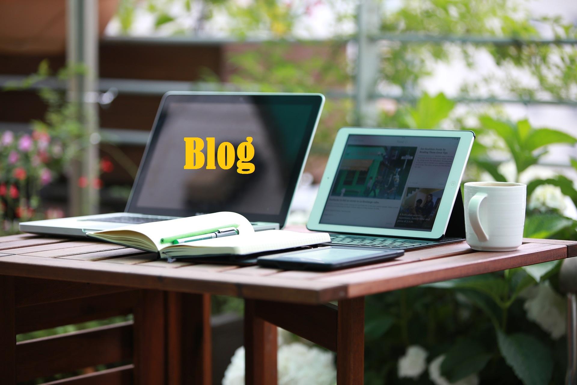 como criar um blog profissional wordpress